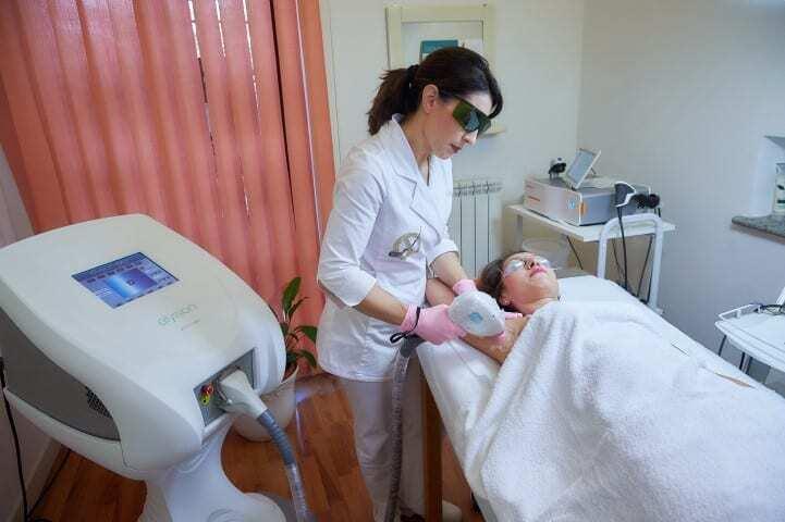 epilazione laser catanzaro