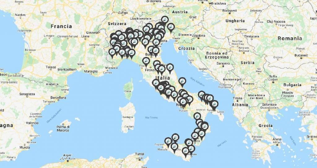 CENTRI EPILZERO ITALIA