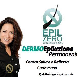 Angela Iacovelli epilzero Conversano bari depilazione laser e dermoepilazione