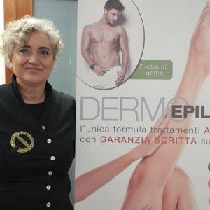 Giovanna Napoli epilzero METAMORPHOSIS centro epilazione laser catania sant agata li battiati