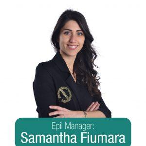 Samantha Fiumara Epil Manager Epilzero Torino epilazione laser e dermoepilazione