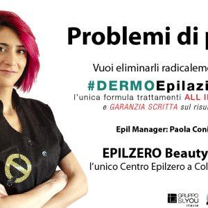 epilzero beautypa colleferro depilazione epilazione laser Paola Coni